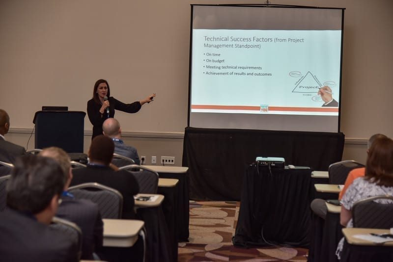 Presentation at the PMI Houston Conference & Expo 2016