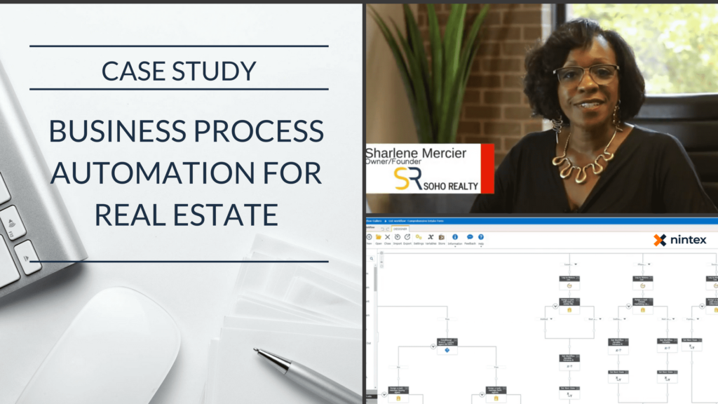 Case Study: SOHO realty improves its agent and client experience with process automation
