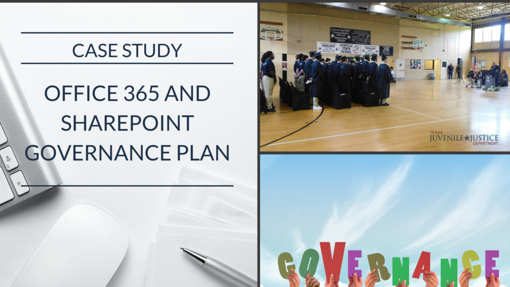 Case Study: State agency engages Optimum for Office 365 and SharePoint governance and workflow automation