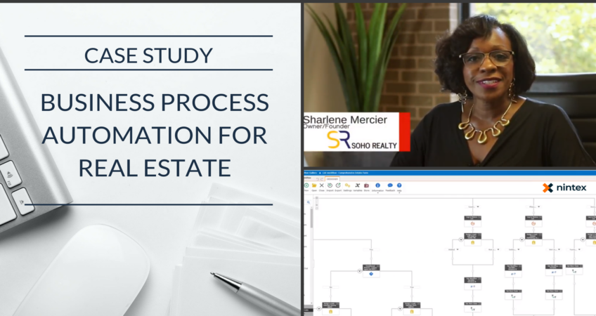 Business Process Automation and Forms for Real Estate Optimum Nintex