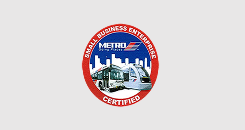 Optimum Has Been Certified As A Small Business Enterprise Sbe By